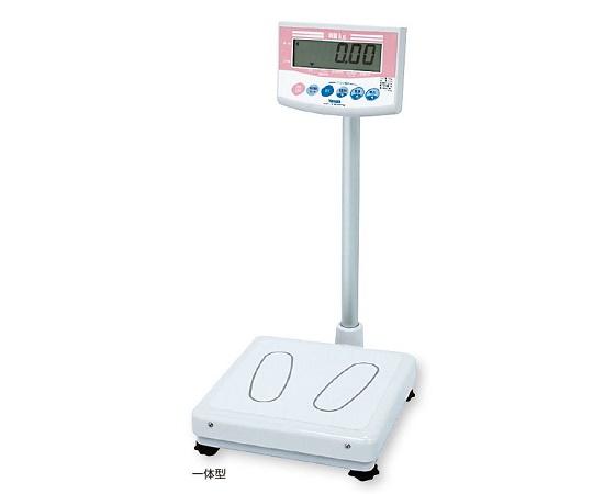 いまだけ!★ポイント最大15倍★【全国配送可】-デジタル体重計[検定付]DP-7101PW 一体型 大和製衡 型番DP-7101PW  JAN4979916831731 aso 0-3406-21 -【医療・研究機器】