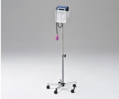 いまだけ!★ポイント最大15倍★【全国配送可】-バイタルナビ大型アネロイド血圧計 スタンド型 ナビス 型番 No.542NAVIS  JAN 4580110264487 aso 0-9635-12 -【医療・研究機器】