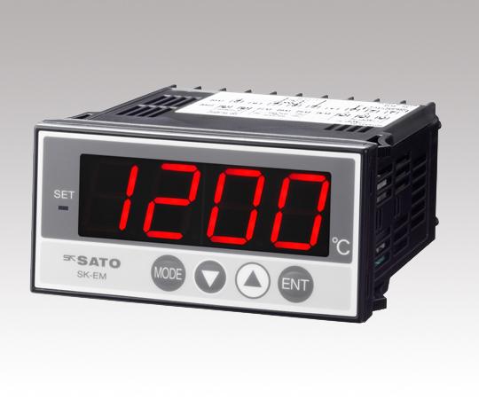 いまだけ!★ポイント最大15倍★【全国配送可】-デジタル温度表示器 SK-EM-01 佐藤計量器製作所 型番SK-EM-01  JAN4974425815258 aso 1-1877-11 -【医療・研究機器】