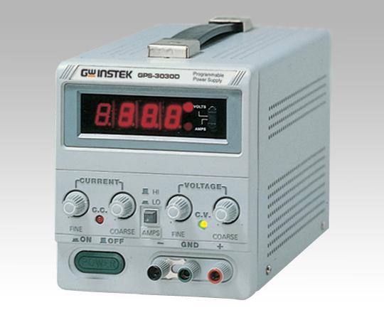 いまだけ!★ポイント最大15倍★【全国配送可】-直流安定化電源 30V-3A GPS-3030D GW INSTEK 型番GPS-3030D aso 1-3887-03 -【医療・研究機器】