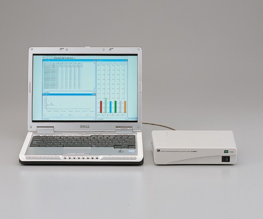 いまだけ!★ポイント最大15倍★【全国配送可】-パソコン用温度測定器(ソフトサーモ)E830 その他 型番E830 aso 1-5368-01 -【医療・研究機器】