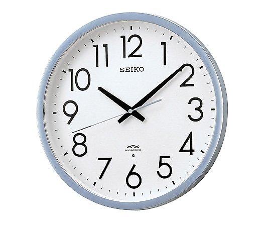 いまだけ!★ポイント最大15倍★【全国配送可】-電波掛時計 φ390×52mm セイコー 型番 KS265S  JAN 4517228017902 aso 1-6592-01 -【医療・研究機器】