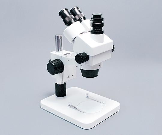 いまだけ!★最大P24倍★ 1/9-1/16【全国配送可】-ズーム実体顕微鏡 三眼(照明無し) その他 型番SZM-T-NOM aso 2-1146-04 -【医療・研究機器】