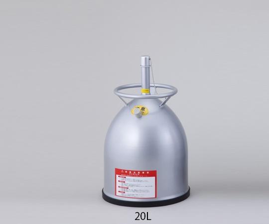 いまだけ!★最大P24倍★ 1/9-1/16【全国配送可】-液体窒素容器 シーベル20L ジェック東理社 型番シーベル20L aso 2-2018-03 -【医療・研究機器】