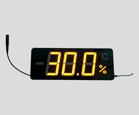 いまだけ!★最大P24倍★ 1/9-1/16【全国配送可】-薄型温湿度表示器 TP-300HA その他 型番TP-300HA aso 2-472-03 -【医療・研究機器】