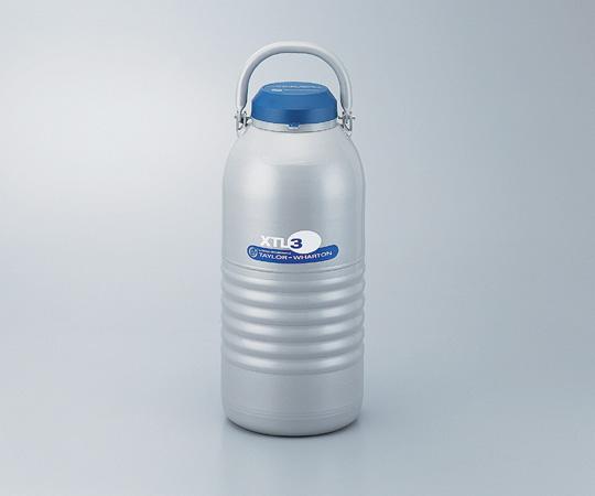 いまだけ!★ポイント最大15倍★【全国配送可】-液体窒素凍結保存容器 XTL3 3L アズワン 型番XTL3  JAN4580110251524 aso 2-4725-01 -【医療・研究機器】