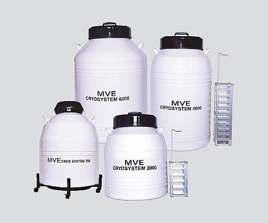 いまだけ!★最大P24倍★ 1/9-1/16【全国配送可】-チャート 液体窒素保存容器 CryoSystem 2000 チャート 型番MVE-10650200 aso 2-5896-02 -【医療・研究機器】