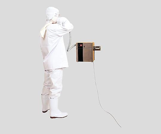 いまだけ!★ポイント最大15倍★【全国配送可】-衣類用ダストクリーナーKHR-A01 コトヒラ工業 型番KHR-A01 aso 2-9702-01 -【医療・研究機器】