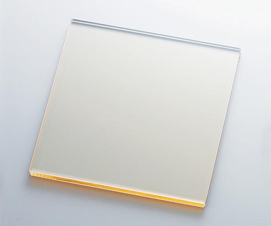 いまだけ!★ポイント最大15倍★【全国配送可】-ガラス板 □600-3 ネオセラム(R)N-0 その他 型番 aso 2-9741-03 -【医療・研究機器】