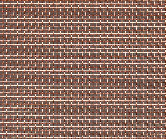 いまだけ!★ポイント最大15倍★【全国配送可】-銅メッシュ(40メッシュ) (糸径200) 非表示 型番  aso 3-5147-17 -【医療・研究機器】