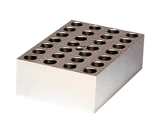 いまだけ!★ポイント最大16倍★【全国配送可】-電子冷却ブロック恒温槽用 アルミブロック(クールスタット)1.5mL用 28穴 アナテック 型番 Jan-00 aso 3-5204-11 -【医療・研究機器】