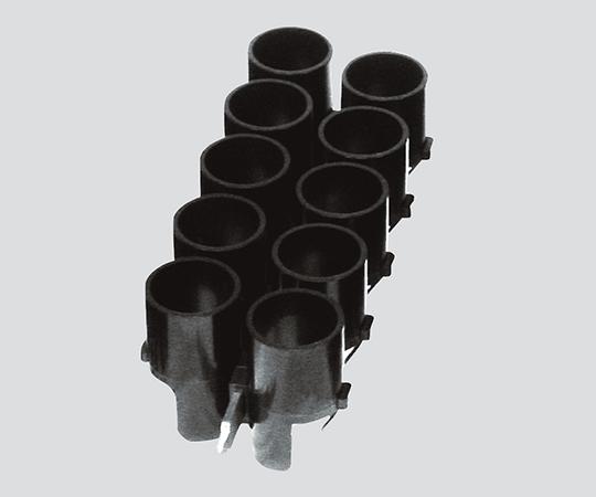 いまだけ!★ポイント最大16倍★【全国配送可】-インテリミキサー用 30mm径テストチューブラック 非表示 型番 1011966 aso 3-5570-13 -【医療・研究機器】