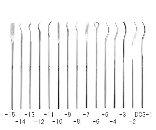 いまだけ!★ポイント最大15倍★【全国配送可】-電着ダイヤモンドヤスリ AXEL お試しセット(DCS-1~15) 15本入 ビップ商工 型番DCS-1~15 aso 3-5896-21 -【医療・研究機器】