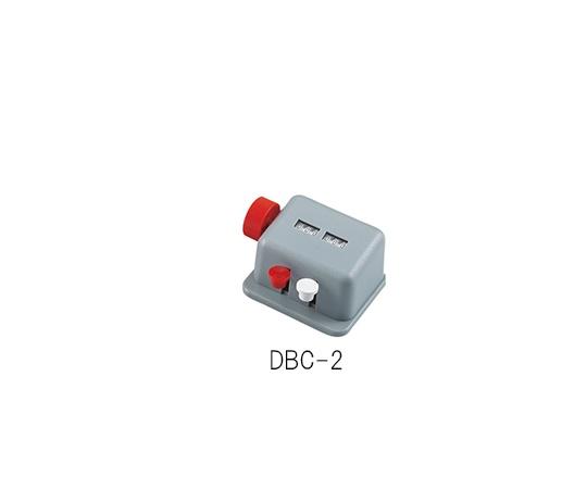 いまだけ!★ポイント最大15倍★【全国配送可】-手動式白血球分類計数器 表示部 2個 アズワン 型番 DBC-2  JAN 4582110980626 aso 3-6135-01 -【医療・研究機器】