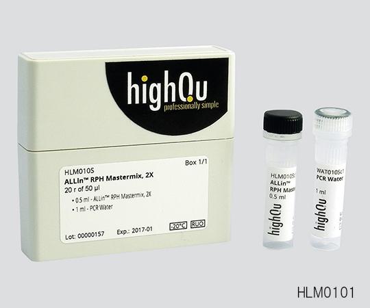 いまだけ!★最大P25倍★ 8/4-8/9【全国配送可】-PCR用試薬(長鎖合成PCR/高正確性PCR)ALLin(TM)RPH Mastermix (HLM0105) 非表示 型番HLM0105 aso 3-6221-02 -【医療・研究機器】