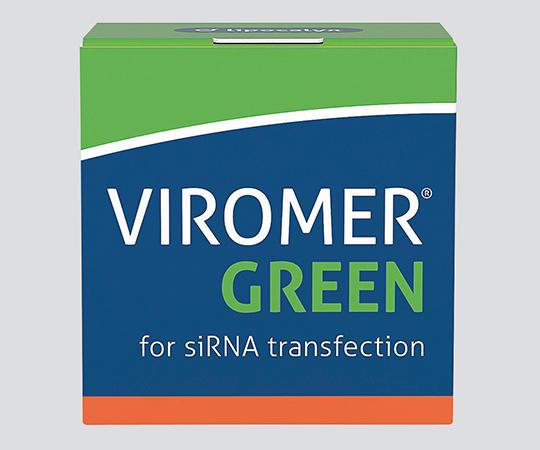 いまだけ!★最大P24倍★ 1/9-1/16【全国配送可】-遺伝子導入試薬 VIROMER(R)GREEN(反応回数 500) 非表示 型番VG-01LB-01 aso 3-6223-04 -【医療・研究機器】
