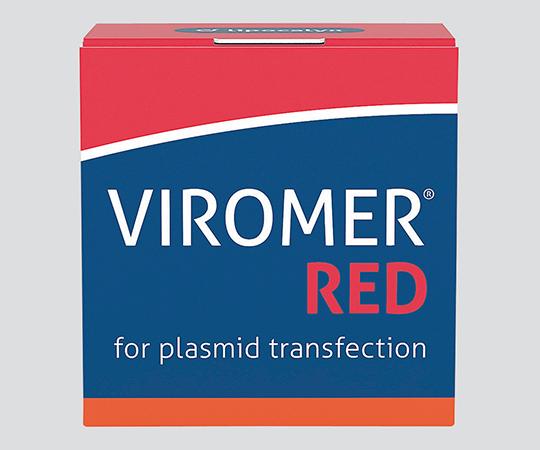 いまだけ!★ポイント最大15倍★【全国配送可】-遺伝子導入試薬 VIROMER(R)RED(反応回数 50) 非表示 型番VR-01LB-00 aso 3-6223-05 -【医療・研究機器】