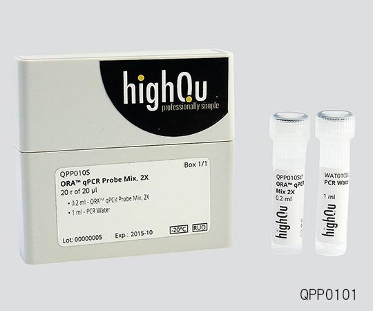 いまだけ!★最大P24倍★ 1/9-1/16【全国配送可】-リアルタイムPCR用試薬(プローブ方式)ORA(TM)qPCR Rox L Probe Mix 1000(20μL反応系) 非表示 型番QPP0205 aso 3-6252-04 -【医療・研究機器】
