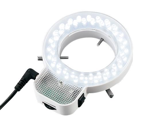 いまだけ!★ポイント最大15倍★【全国配送可】-LEDリング照明 (LEDチップ48個・二重巻) アズワン 型番ARL-48S aso 3-6683-01 -【医療・研究機器】