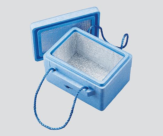 いまだけ!★ポイント最大16倍★【全国配送可】-輸送ボックスiP-TEC(R) ライトBOX-S6.6 (BOX×1個・蓄熱材-36×2枚) サンプラテック 型番 P28466 aso 3-7069-02 -【医療・研究機器】