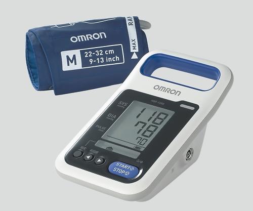 いまだけ!★ポイント最大15倍★【全国配送可】-自動血圧計 約123×201×99 オムロン 型番HBP-1300  JAN4975479409578 aso 7-1367-01 -【医療・研究機器】