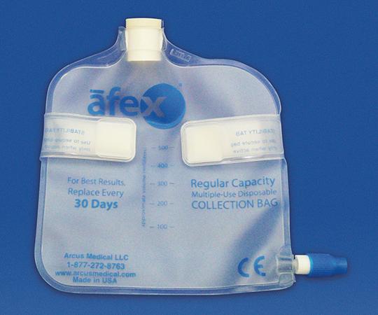 いまだけ!★ポイント最大16倍★【全国配送可】-エーフェックス消耗品 蓄尿袋 (500mL) その他 型番A400B aso 7-3034-05 -【医療・研究機器】