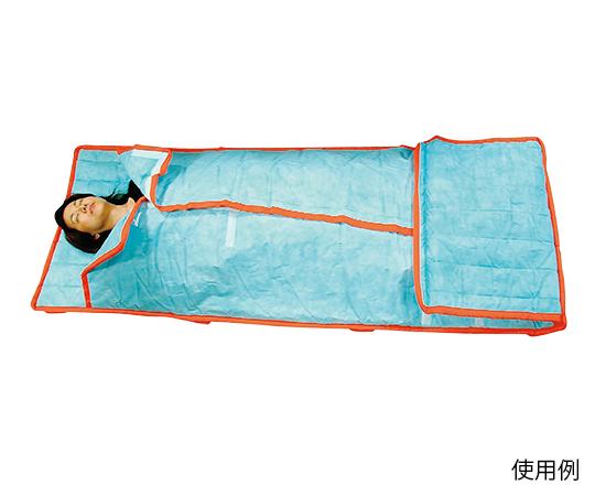 いまだけ!★最大P25倍★ 8/4-8/9【全国配送可】-寝袋付き担架 フロムハート 型番  JAN4580243924012 aso 7-3881-01 -【医療・研究機器】