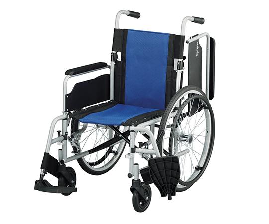 いまだけ!★ポイント最大15倍★【全国配送可】-車椅子 (多機能スチールタイプ) ナビス(アズワン) 型番Fit-ST-M  JAN4582110998621 aso 7-4329-01 -【医療・研究機器】
