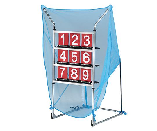 いまだけ!★ポイント最大16倍★【全国配送可】-ボール当てゲーム HP5183 700×790×780mm その他 型番HP5183  JAN4589638169731 aso 7-4349-01 -【医療・研究機器】