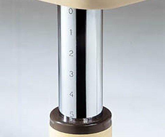 いまだけ!★ポイント最大16倍★【全国配送可】-昇降式テーブル (変型/1800×600×600~800mm) その他 型番 FP-1860Q aso 8-2440-05 -【医療・研究機器】