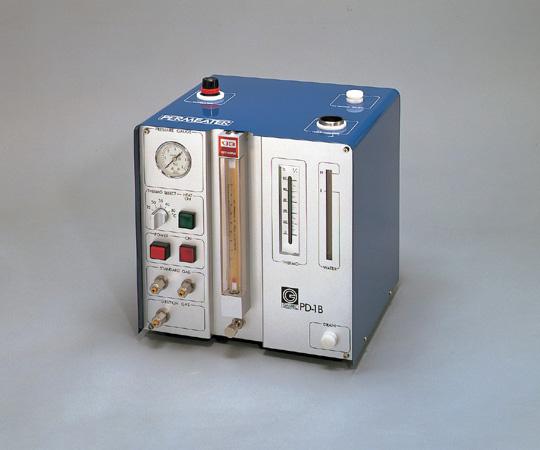 いまだけ!★最大P24倍★ 1/9-1/16【全国配送可】-校正用ガス調整装置(パーミエーター) PD-1B ガステック 型番PD-1B aso 8-5620-01 -【医療・研究機器】