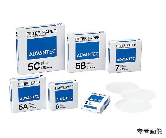 いまだけ 記念日 3 4-11 P最大24倍 お気軽にお見積もりご依頼下さい 全国配送可 -定量濾紙 No.7 100枚入 日本メーカー新品 医療 ADVANTEC 4-902-11 型番 aso 研究機器 01701110 -