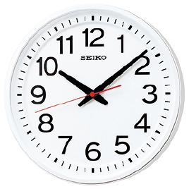 ★ポイント最大16倍★【教育施設様限定商品】-ed 125314 教室の時計 クオーツ時計 メーカー名 セイコークロック-【教育・福祉】