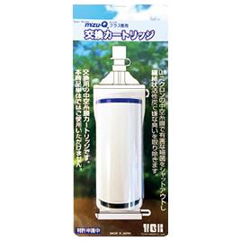 【法人様限定商品】-ed 806110 浄水器mizu-Q PLUSカートリッジ(10本) メーカー名 東洋技研-【教育・福祉】