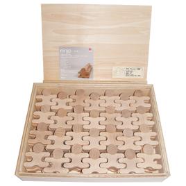 【法人様限定商品】-ed 165190 木製忍者112個セット メーカー名 コンセル-【教育・福祉】