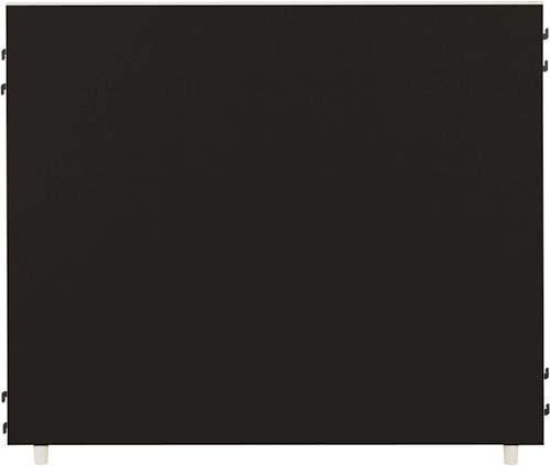 3/21-28★P最大24倍★【送料・組立・設置が無料】-(Z-KP-1210N-BK-C)FKパーティション2 ブラック高1035幅1200 株式会社ノアkaf000355 -【お買い得商品】