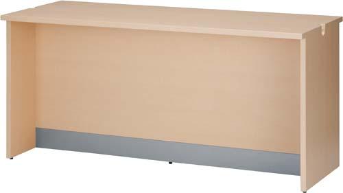 【送料・組立・設置が無料】-(Z-SHLC-1500NA2)ベーシック木製ローカウンターD600W1500NA アール・エフ・ヤマカワSH株式会社kaf001250 -【お買い得商品】
