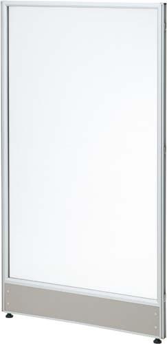 【送料・組立・設置が無料】-(ZPG23N)シェルト ニューポリカパネルGY高1600幅900 カウネットkaf001751 -【お買い得商品】