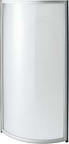 【送料・組立・設置が無料】-(Z-PC42-C)シェルト ポリカパネルラウンドタイプ 高さ1800 カウネットkaf001325 -【お買い得商品】