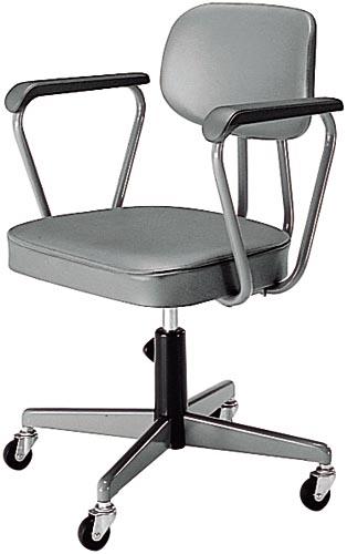 【送料・組立・設置が無料】-(CR-3N)事務用回転椅子 肘付 コクヨ株式会社kaf003775 -【お買い得商品】