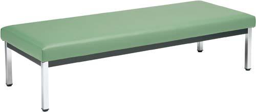 【送料・組立・設置が無料】-(CN-M156BVX22)ロビー150 ベンチW1500D600 グリーン コクヨ株式会社kaf005593 -【お買い得商品】