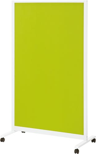 【送料・組立・設置が無料】-(428-046)パーティションホワイトボード幅900GNキャスタ プラス株式会社kaf005488 -【お買い得商品】