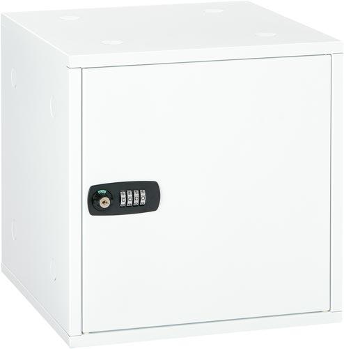 【全国配送可】-(SB500W)組立式収納ボックス ホワイト 株式会社アスカkaf006868 -【お買い得商品】