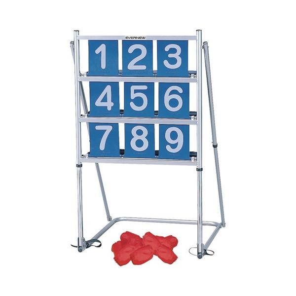 ★最大P24倍★ 1/9-1/16【全国配送可】-ストライクボードセット / NH9101 羽立工業 1ケ JAN4940267503653 kt283866 取寄品(課税)-【介護福祉用具】