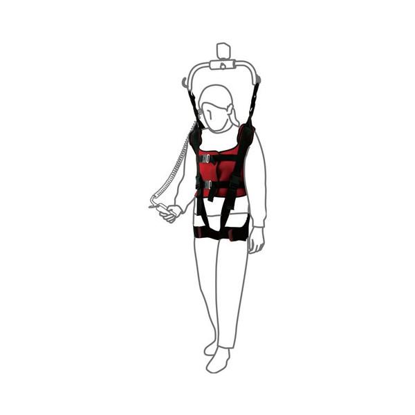 ★ポイント最大16倍★【全国配送可】-ジャケット型吊り具 LLサイズ 1入り アイ・ソネックス JAN 4560232694348 kt297428 取寄品 ベッド関連 移乗用具・介護リフト スリングシート-【介護福祉用具】