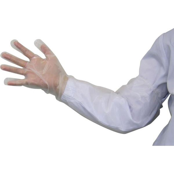 ★最大P24倍★ 1/9-1/16【全国配送可】-ポリエチロンググローブ / SUN48 クリア 1箱30枚入 サンフラワー 30ケ JAN4560326890595 kt316346 取寄品(課税)-【介護福祉用具】