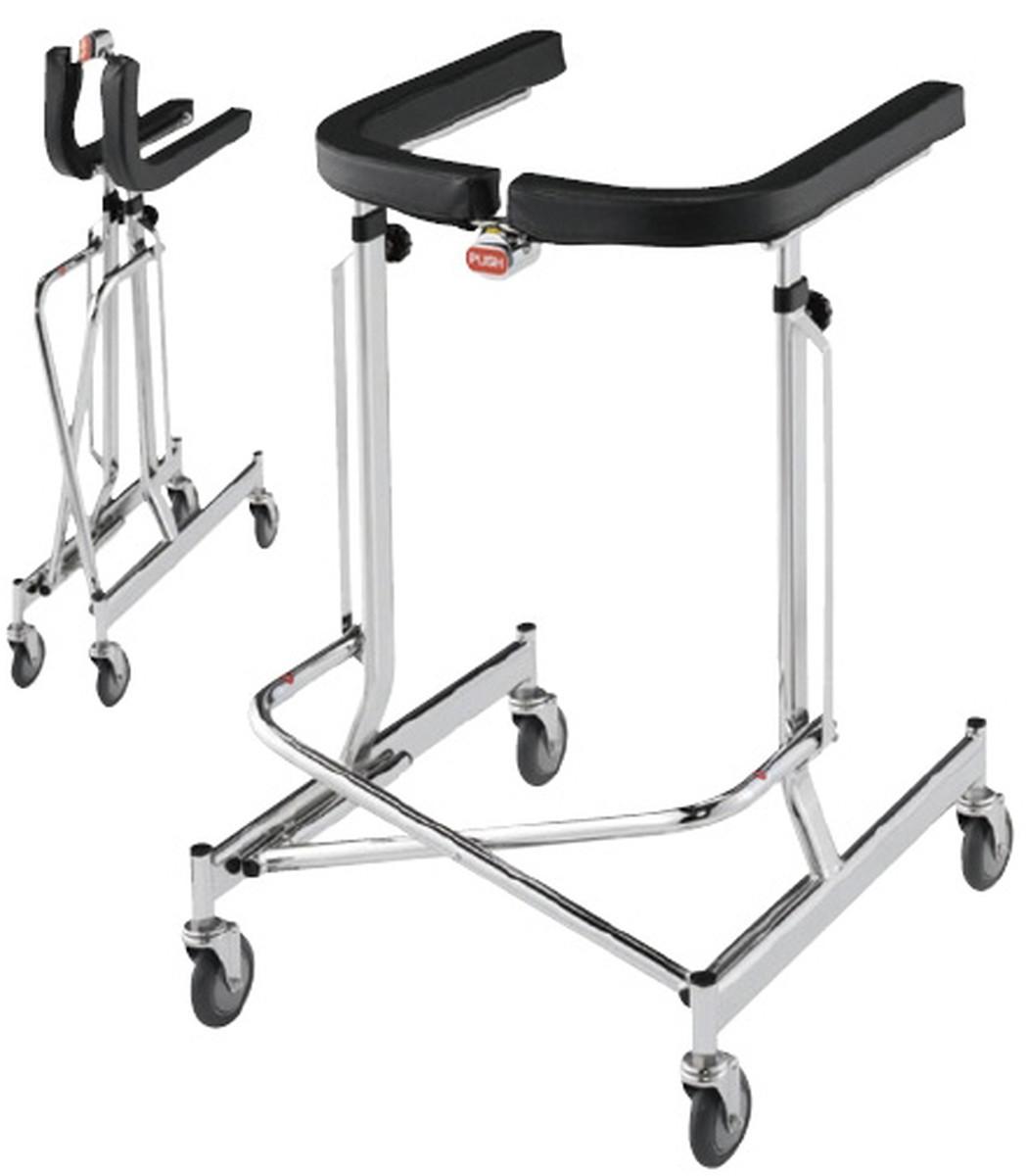 【送料無料】-歩行器 アルコーDX型 100009(オリタタミシキ) 品番 my01-4105-00-- 1入り-【MY医科器機】JAN 4537711000099