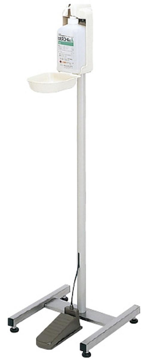 【送料無料】-足踏式手指消毒器 HC-400(315X412X1100) 品番 my01-5467-0002 1入り-【MY医科器機】JAN 4987696418073