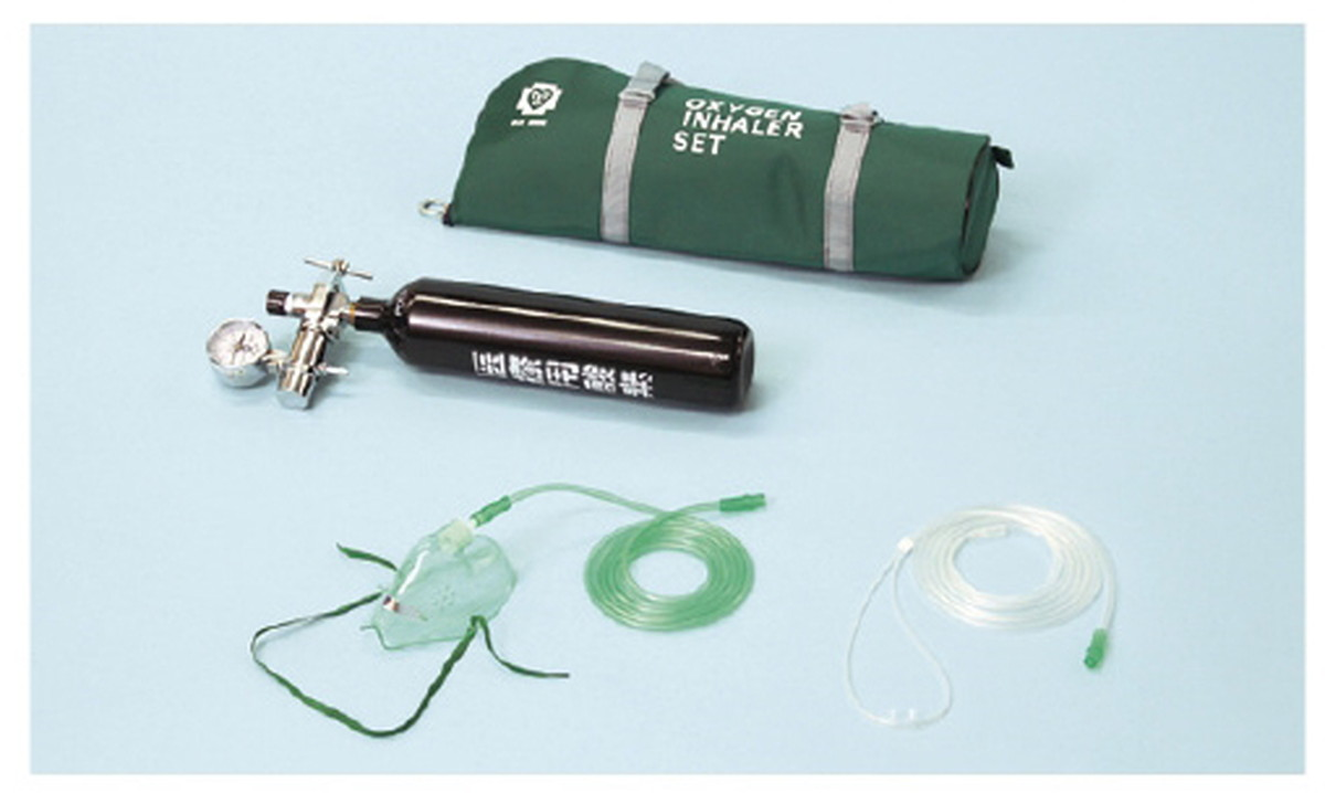 ★最大P24倍★ 1/9-1/16【送料無料】-携帯用酸素吸入器(デラックスタイプ) OX-200DX(サンソナシ) 品番 my01-5561-01-- 1入り-【MY医科器機】JAN 4560171825438