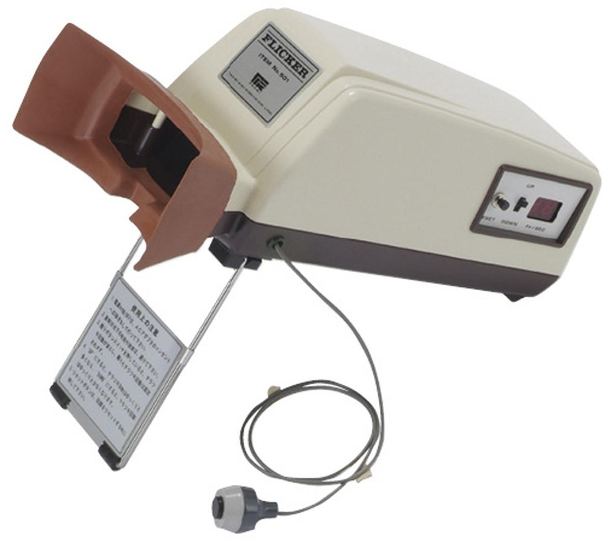 【送料無料】-フリッカー値測定器型(自動型) TKK-501C 品番 my19-2420-00-- 1入り-【MY医科器機】